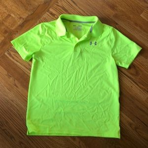 Under Armour polo shirt, YLG Youth Large